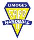Logo equipe domicile TAC - CAPO LIMOGES HANDBALL 2