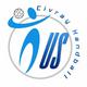 Logo equipe extérieur TAC - CIVRAY US HB