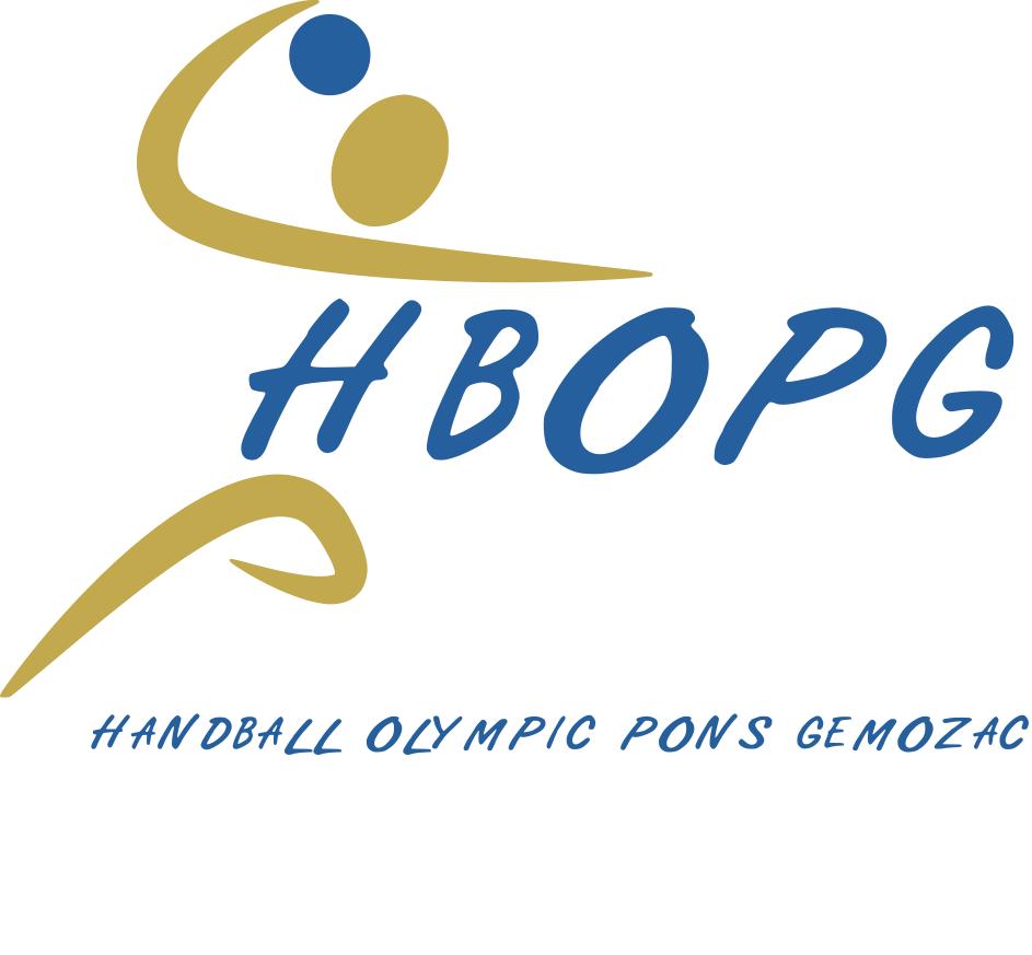 Logo equipe domicile TAC - HANDBALL OLYMPIC PONS-GEMOZAC