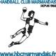 Logo equipe extérieur TAC - HBC MARMANDAIS