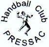 Logo equipe extérieur TAC - PRESSAC HBC