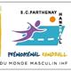 Logo equipe extérieur TAC - S.C. PARTHENAY HANDBALL