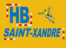 Logo equipe extérieur TAC - SAINT XANDRE HB