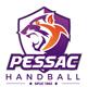 Logo equipe domicile TAC - STADE PESSACAIS UNION CLUB HB 2