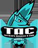 Logo equipe extérieur TAC - TERRITOIRE AUXANCES ET CLAIN HANDBALL