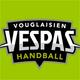 Logo equipe domicile TAC - VESPAS HANDBALL VOUGLAISIEN